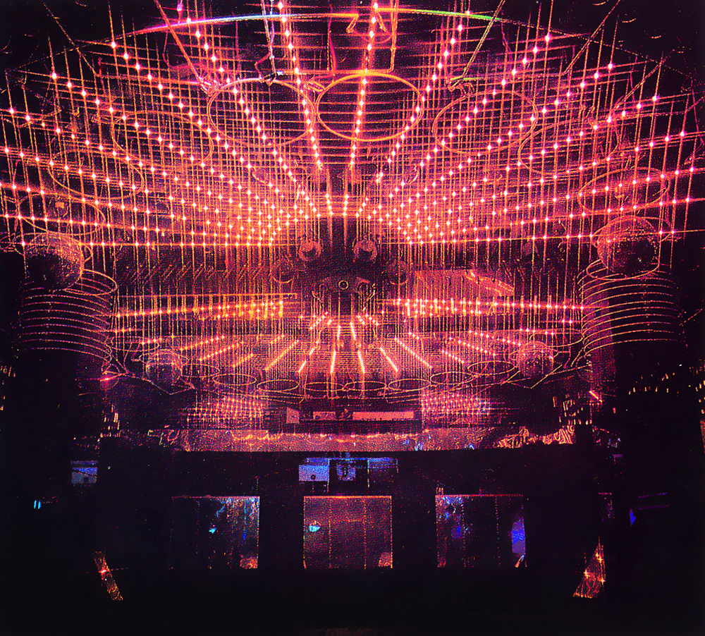 Arena Strobe Lights: No Sell Out - Electro Retrospective