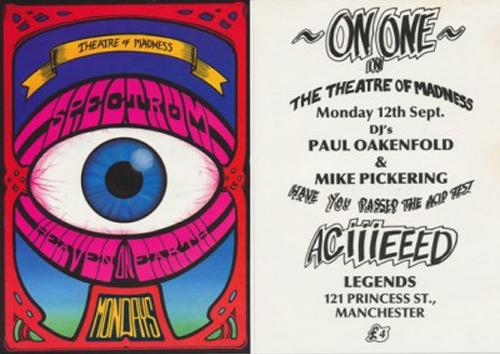 Spectrum @ Legend Manchester 1988