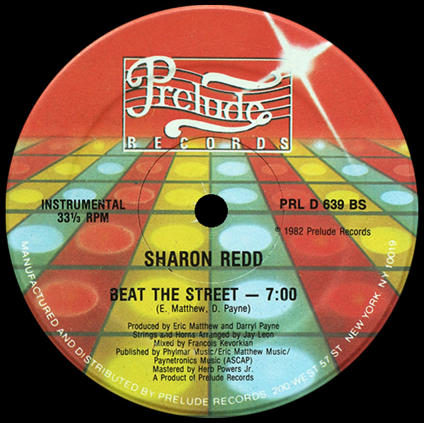 Sharon Redd Beat The Street