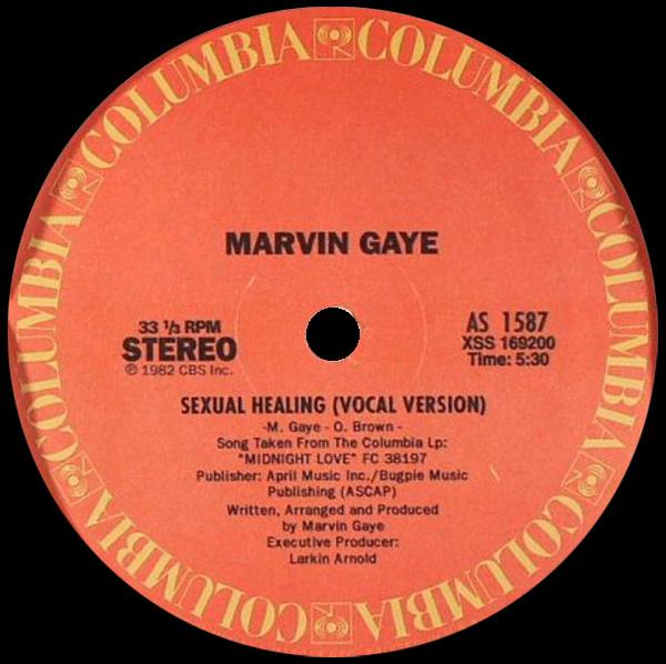 Marvin gaye sexualing healing long version
