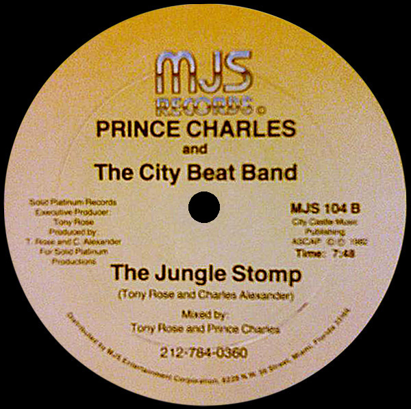 Prince Charles & The City Beat Band 'The Jungle Stomp'