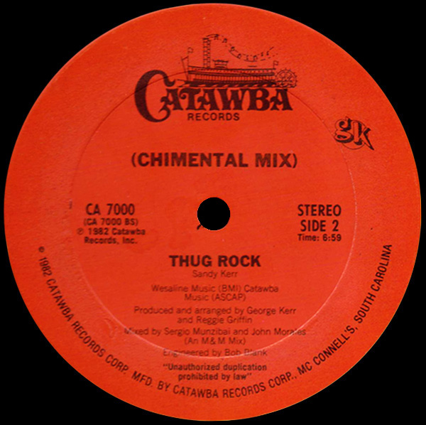 Sandy Kerr 'Thug Rock' (Chimental Mix)