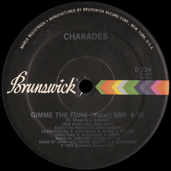 Charades 'Gimme The Funk'