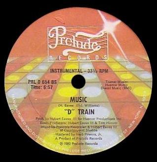 D Train 'Music' (Instrumental)